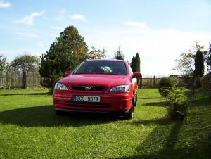 Opel Astra G 1,6 55 kW