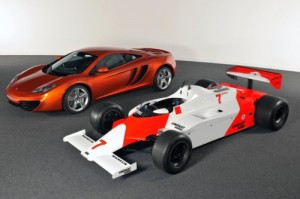 Nový McLaren MP4-12C (+ video)