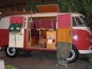 VW T1 v úpravě pro camping