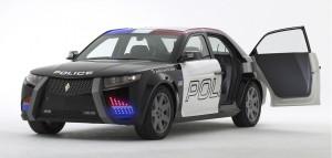 BMW dodá motory pro americké policejní vozy