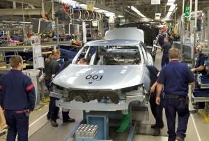 Saab opět obnovil výrobu