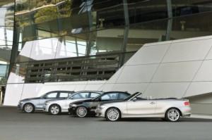 BMW hlásí milióntý vůz řady 1