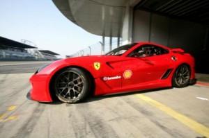 Ferrari 599XX: Nordschleife pod sedm minut (+ video)