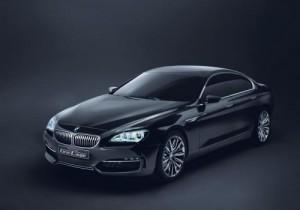 BMW odhalilo koncept Gran Coupé
