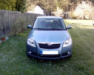 Škoda Fabia 1,2 HTP 51 kW