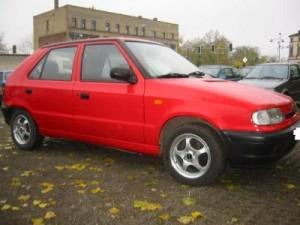 Škoda Felicia 1,3 MPI