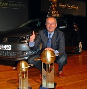 VW Polo získalo titul světové auto roku