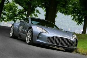 Záhadný kupec objednal 10 kusů Aston Martin One-77