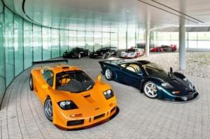 McLaren slaví 20. výročí legendárního McLarenu F1 (+ video)
