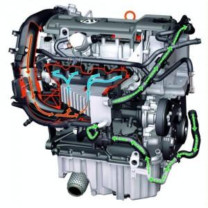 Motor VW 1.4 TSI Twincharger se stal Motorem roku