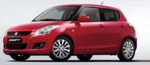Suzuki Swift vyjíždí v nové generaci