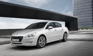 Peugeot uvolnil fotografie nového modelu 508