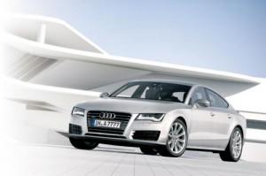 Unikly první fotografie nového Audi A7