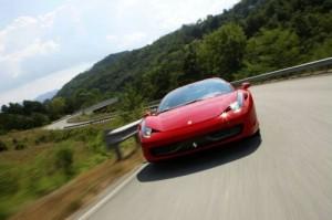 Ferrari 458 Italia je horké zboží (video uvnitř)