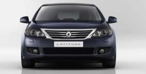 Renault Latitude se poprvé ukázal v Moskvě