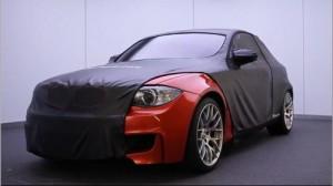 BMW M1 poodhaluje svou podobu