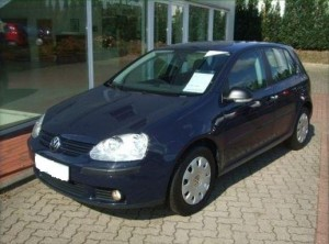 VW Golf V 1.4 59 kW