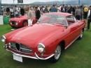 Alfa Romeo 1900 SS Ghia