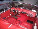 Austin-Healey 3000 Cockpit