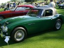 Austin Healey 3000 Mk III (1965), Autor Douglas Wilkinson
