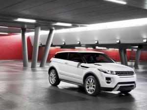 Range Rover Evoque doplní větší sourozence