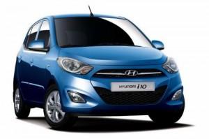 Hyundai v Paříži představí facelift řady i10
