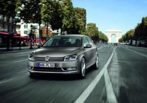 VW Passat přijíždí v sedmé generaci