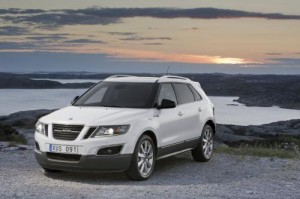 Saab odkryl podobu crossoveru 9-4X