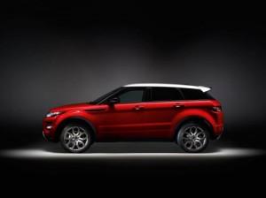 Range Rover Evoque: Baby Range i s pěti dveřmi