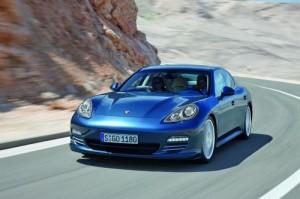 Porsche bude vyrábět dieselovou Panameru