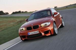 BMW 1 M Coupe bylo konečně odhaleno