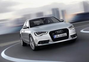 Přijíždí nová generace Audi A6