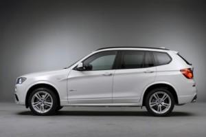 BMW X3 dostane M paket