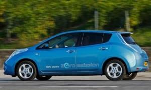 Nissan Leaf se stal autem roku 2011