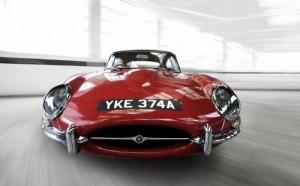 Jaguar E-Type oslaví v Ženevě 50 let
