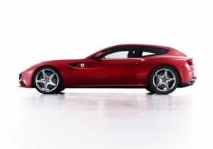 Ferrari ukázalo koncept Four (video uvnitř)
