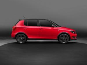 Škoda Auto přijíždí se speciálním modelem Fabia Monte Carlo