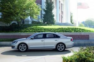 Volkswagen NMS – Passat pro Ameriku (+ videa)
