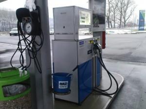 ČOI zveřejnila seznam nepoctivých benzinek