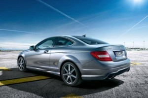 První foto Mercedesu C Coupe