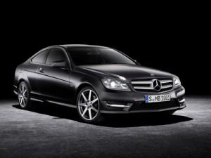 Mercedes-Benz C kupé – oficiální informace