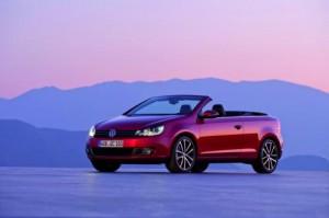 VW Golf kabriolet se vrací do výroby