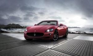 Maserati přiveze do Ženevy nové GranCabrio Sport