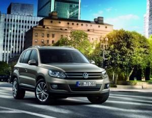 VW Tiguan: Facelift na oficiálních fotografiích