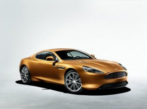 Aston Martin ukázal model Virage