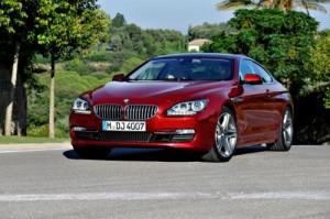 BMW 6 Coupé: První snímky a video