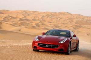 Ferrari FF: Pohon 4 x 4 na videu