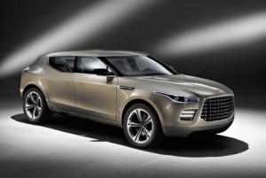 Značka Lagonda chce vyrábět exkluzivní SUV