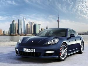 Porsche Panamera Turbo S se poprvé ukáže v dubnu