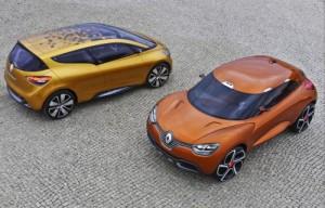 Renault Captur a R-Space – dva koncepty pro Ženevu